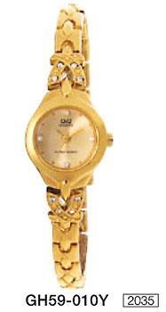 Часы наручные Женские Q&Q GH59-010