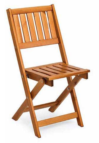 Чертеж складного стула,